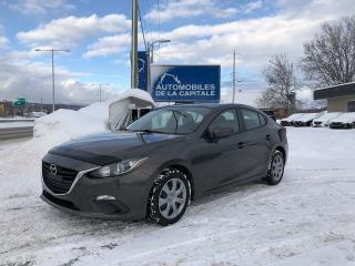 Used 2015 Mazda MAZDA3 GX for sale in Québec, QC