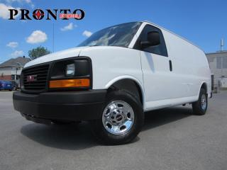 Used 2013 GMC Savana CARGO 3500 ** AC ** Cruise control ** for sale in Laval, QC