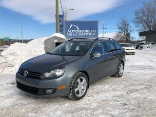 Used 2012 Volkswagen Golf 2.0 TDI Highline for sale in Québec, QC
