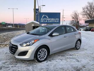 Used 2016 Hyundai Elantra GT GL - Bas Kilométrage for sale in Québec, QC