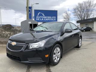 Used 2013 Chevrolet Cruze 2013 Chevrolet Cruze - 4dr Sdn LT Turbo w-1SA for sale in Québec, QC