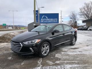 Used 2017 Hyundai Elantra GL for sale in Québec, QC