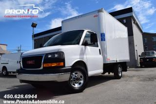 Used 2018 GMC Savana 4.3L ** Full Garantie GM ** Différentiel Barré ** for sale in Laval, QC