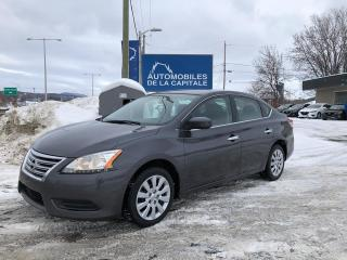 Used 2013 Nissan Sentra 1.8 S for sale in Québec, QC