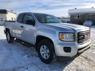 Used 2015 GMC Canyon 4x4 for sale in Québec, QC
