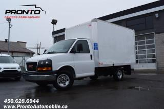 Used 2018 GMC Savana 3500 Cube 12 pieds deck 4.3L ** Garantie GM ** for sale in Laval, QC