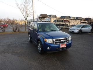 Used 2008 Ford Escape XLT for sale in Kitchener, ON