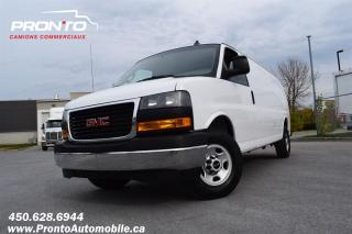 Used 2019 GMC Savana CARGO RWD 2500 155