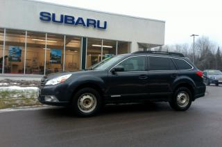 Used 2011 Subaru Outback 2.5i Limited Pwr Moon/Nav for sale in Minden, ON