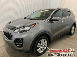 Used 2018 Kia Sportage LX AWD MAGS Bluetooth Caméra de Recul for sale in Trois-Rivières, QC