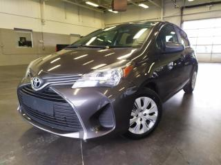 Used 2015 Toyota Yaris LE/AIR/GROUPE ELECTRIQUE/REGULATEUR DE VITESSE/BLU for sale in Blainville, QC
