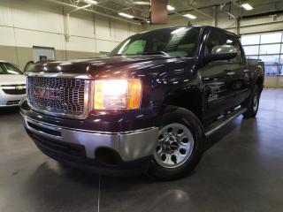 Used 2011 GMC Sierra 1500 4WD/CREWCAB/TELEDEVEROUILLAGE/GROUPE ELECTRIQUE for sale in Blainville, QC