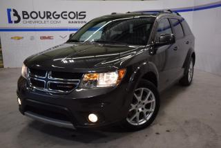 Used 2016 Dodge Journey FWD SXT *** LIMITED, FLEXFUEL *** for sale in Rawdon, QC