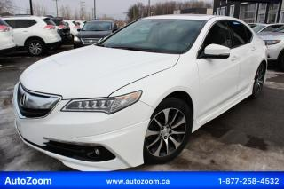 Used 2015 Acura TLX 4DR SDN FWD for sale in Laval, QC