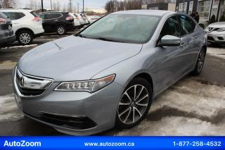 Used 2015 Acura TLX for sale in Laval, QC