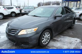 Used 2010 Toyota Camry 4dr Sdn I4 Auto LE for sale in Laval, QC