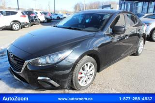 Used 2015 Mazda MAZDA3 4DR SDN MAN GS for sale in Laval, QC