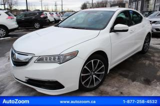 Used 2015 Acura TLX SH-AWD*SUNROOF*CAMERA*FINANCEMENT for sale in Laval, QC