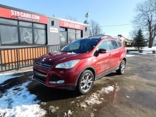 Used 2013 Ford Escape SEL|4WD|PANO SUNROOF|NAVI|BLUETOOTH for sale in St. Thomas, ON