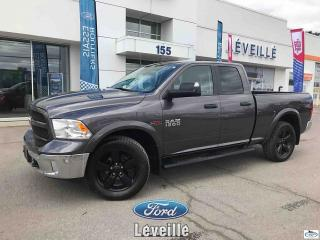Used 2015 RAM 1500 SLT**OUTDORSMAN**DIESEL for sale in St-Jérôme, QC