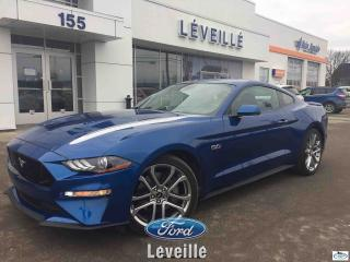 Used 2018 Ford Mustang GT**EXHAUST ACTIV**CUIR**PREMIUM**FLANBANT NE for sale in St-Jérôme, QC