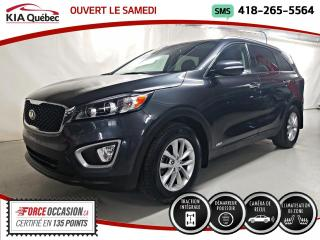 Used 2018 Kia Sorento LX* TURBO* AWD* CARPLAY* HITCH* for sale in Québec, QC