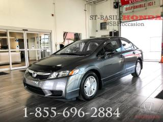 Used 2010 Honda Civic DX-G + CRUISE + WOW!! for sale in St-Basile-le-Grand, QC