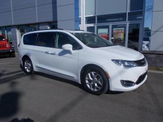Used 2018 Chrysler Pacifica Touring-L Plus TV for sale in Rivière-Du-Loup, QC