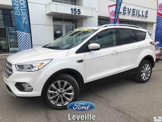 Used 2018 Ford Escape Titanium for sale in St-Jérôme, QC