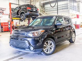 Used 2015 Kia Soul EX **JAMAIS ACCIDENTÉ + GARANTIE 10 ANS/200,000KM* EX **JAMAIS ACCIDENTÉ + GARANTIE 10 ANS/200,000KM* for sale in Laval, QC