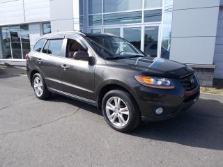 Used 2011 Hyundai Santa Fe LIMITED 4X4 for sale in Rivière-Du-Loup, QC