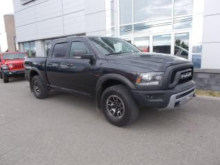 Used 2016 RAM 1500 Rebel CREW CAB 4X4 for sale in Rivière-Du-Loup, QC