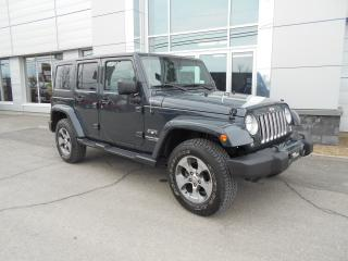 Used 2018 Jeep Wrangler Sahara for sale in Rivière-Du-Loup, QC
