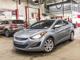 Used 2015 Hyundai Elantra ****GL+GARANTIE 10 ANS/200,000KM+AUTOMATIQUE+A/C** ****GL+GARANTIE 10 ANS/200,000KM+AUTOMATIQUE+A/C** for sale in Laval, QC