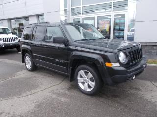 Used 2013 Jeep Patriot NORTH EDITION 4X4 for sale in Rivière-Du-Loup, QC