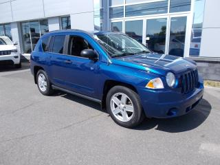 Used 2009 Jeep Compass North Edition 4x4 for sale in Rivière-Du-Loup, QC