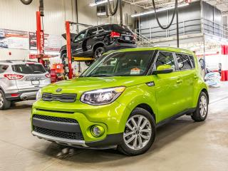 Used 2017 Kia Soul **EX + *GARANTIE 10ANS/200,000KM+JAMAIS ACCIDENTÉ* **EX + *GARANTIE 10ANS/200,000KM+JAMAIS ACCIDENTÉ* for sale in Laval, QC