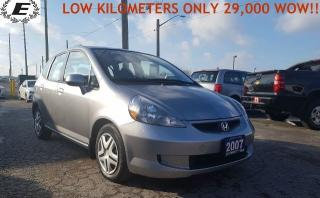 Used 2008 Honda Fit LX for sale in Barrie, ON