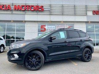 Used 2017 Ford Escape 2017**Titanium**TOIT PANO**GPS**ECOBOOST**BLACKTOP ICI PAS DE CACHETTE for sale in St-Jérôme, QC