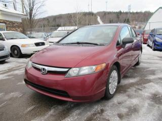 Used 2008 Honda Civic DX-A for sale in Québec, QC