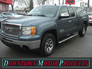 Used 2010 GMC Sierra 1500 SL Nevada Edition EXT 4X4 for sale in London, ON