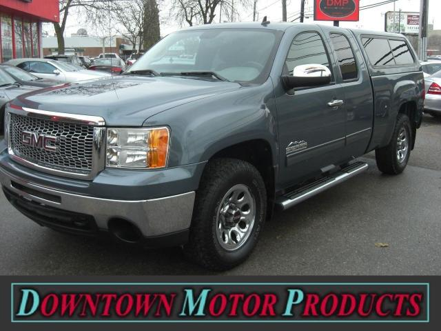 2010 GMC Sierra 1500 SL Nevada Edition EXT 4X4