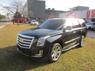 Used 2017 Cadillac Escalade Luxury ~ ACCIDENT FREE for sale in Toronto, ON