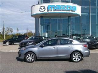 Used 2010 Mazda MAZDA3 GX for sale in Donnacona, QC