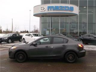 Used 2011 Mazda MAZDA3 GX for sale in Donnacona, QC