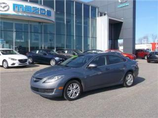 Used 2010 Mazda MAZDA6 GS for sale in Donnacona, QC