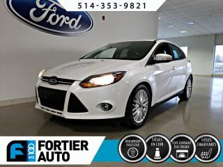 Used 2014 Ford Focus Hayon 5 portes TITANIUM for sale in Montréal, QC