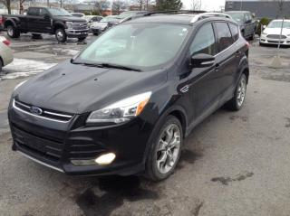 Used 2014 Ford Escape 4 RM 4 portes Titanium for sale in Montréal, QC