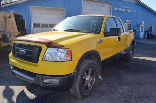 Used 2004 Ford F-150 FX4 for sale in St-Georges-Est, QC