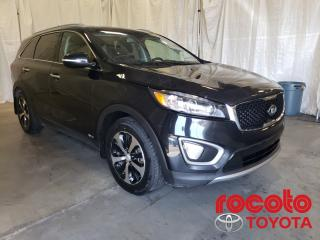 Used 2016 Kia Sorento * EX * CUIR * BLUETOOTH * MAGS * * EX * CUIR * BLUETOOTH * MAGS * for sale in Chicoutimi, QC